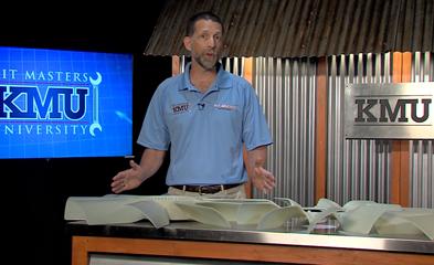 Kit Masters University helps you make repairs