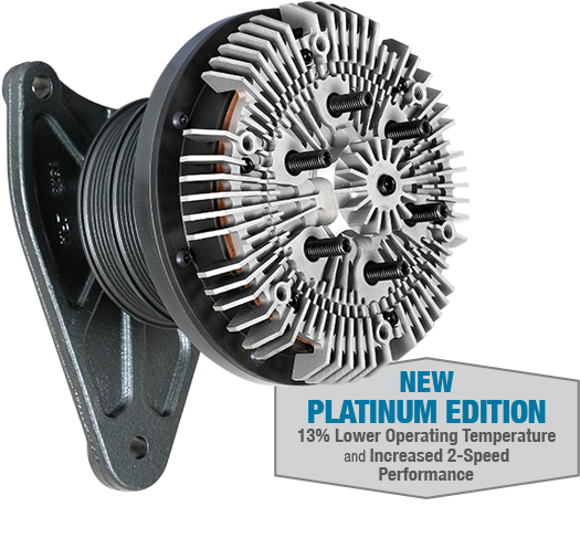 2-Speed GoldTop Remanufactured Fan Clutches | Kit Masters